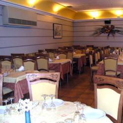 Restaurante Hogar del Productor, en Almansa