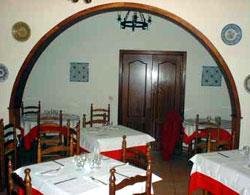 Restaurante La Laguna, en Uña