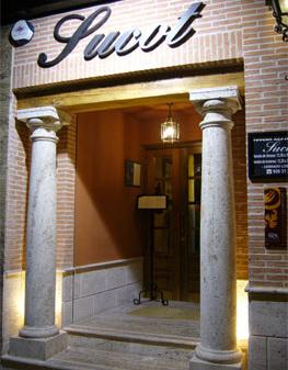 Restaurante Sucot, en Valdepeñas (Ciudad Real)
