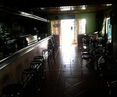 """Bar. Restaurante """"La Mojonera"""". Malagón. Ciudad Real."""