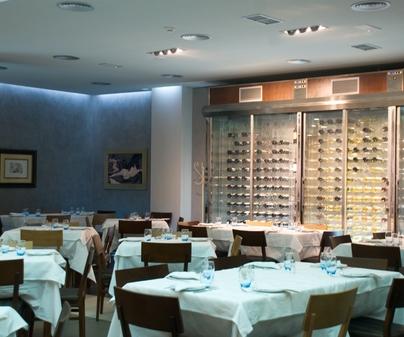 Restaurante Il Forno. Ciudad Real capital.