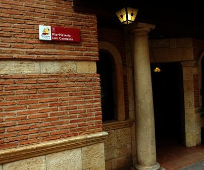 Restaurante Pizzería Las Cancelas. Alcázar de San Juan (Ciudad Real)