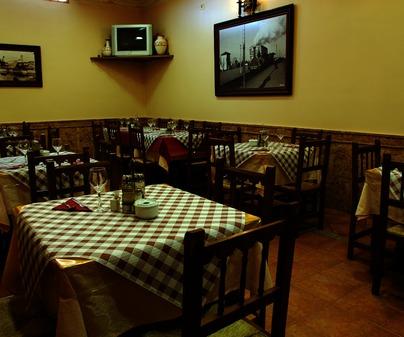 Restaurante El Portón. Socuéllamos (Ciudad Real)