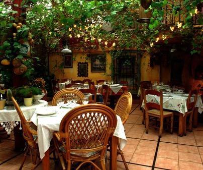 Restaurante Brasería El Rodal. Alcázar de San Juan (Ciudad Real)