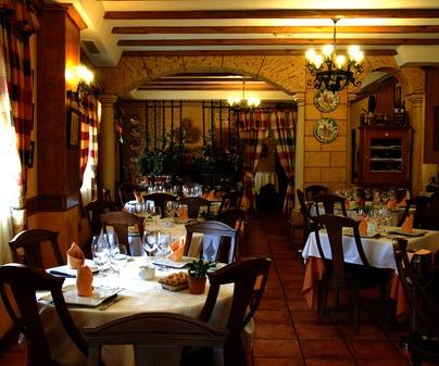 Restaurante Casa Justo Gastronomy