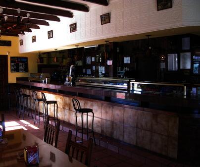 Cafetería de Restaurante Mesón El Toro en Fuente el Fresno (Ciudad Real)