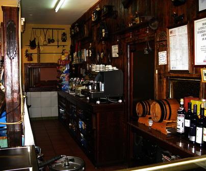 Bodega de Restaurante Mesón El Toro en Fuente el Fresno (Ciudad Real)
