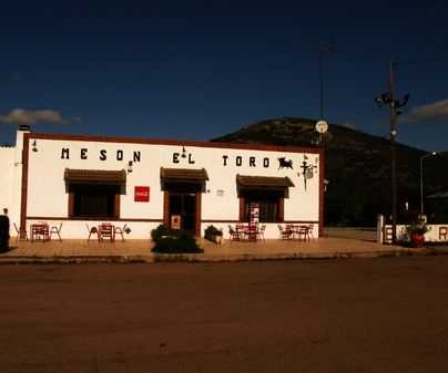 Fachada de Restaurante Mesón El Toro en Fuente el Fresno (Ciudad Real)