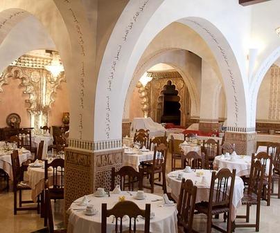 Salón del Restaurante Carlos V (Toledo)