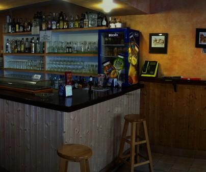 """Bar del Restaurante """"Rincón de Valdecabras"""". Cuenca capital"""