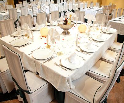 Restaurante Dulcinea. Salones de Banquetes. El Toboso