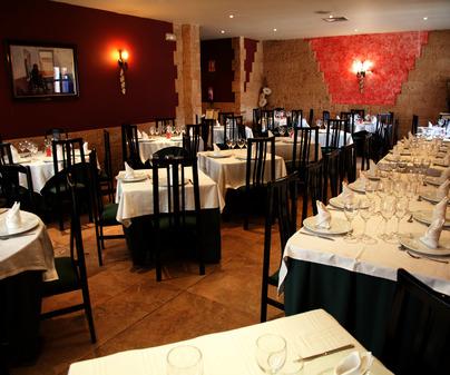 Restaurante Dulcinea, en El Toboso