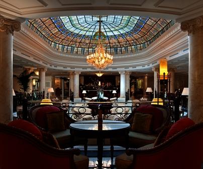 Lobby Cúpula, Hotel Hilton Buenavista Toledo.