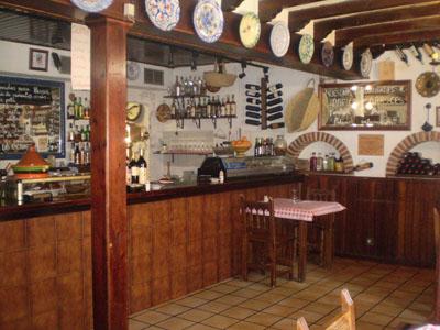 Restaurante Mesón La Posada, en Recas