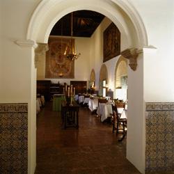 Restaurante Parador Maestre de Calatrava