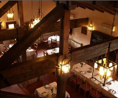 Restaurante Aldea Tejera Negra (Campill de Ranas, Guadalajara)