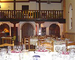 Restaurante Puerta del Arco, en Riópar (Albacete)