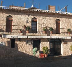 Casa Rural y Mesón Don Julian (Alarcón, Cuenca)