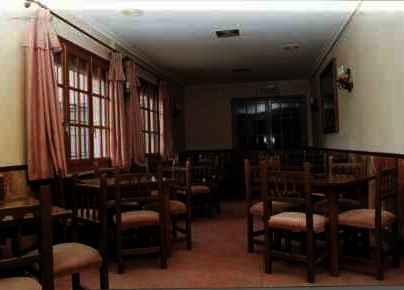 Restaurante La Muralla. Cafetería (Belmonte)