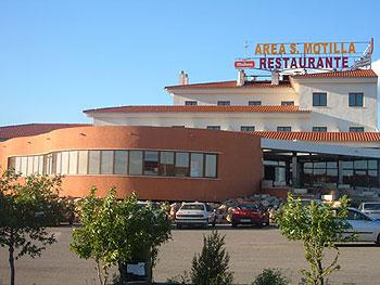 Restaurante Área de Servicio Motillana (Motilla del Palancar)