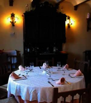 Restaurante Las Termas de Segóbriga (Saelices)