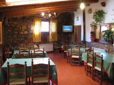 Restaurante San Antonio (Tragacete)
