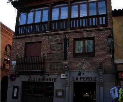 Restaurante La Perdiz (Toledo)