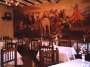 Restaurante La Muralla, en Almagro