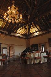 Restaurante Viñedos Cigarral Santa María, en Toledo