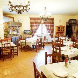 Restaurante Mesón Casa Angel, en Villarrobledo