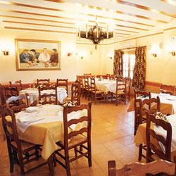 Restaurante Mesón Casa Angel, en Villarrobledo (Albacete)