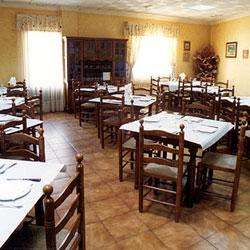 Restaurante El Galgo, en Villarrobledo (Albacete)