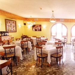 Restaurante Il Forno, en Villarrobledo (Albacete)