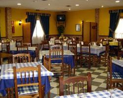 Restaurante La Posada, en Hellín (Albacete)