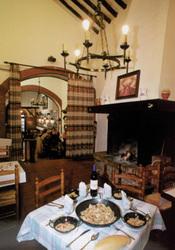 Restaurante Mesón Las Tinajas, en Tarazona de La Mancha