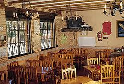 Restaurante Mesón Las Trébedes, en Mahora (Albacete)
