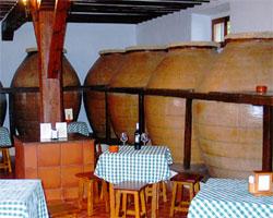 Restaurante La Vendimia, en Santa Cruz de Mudela (Ciudad Real)