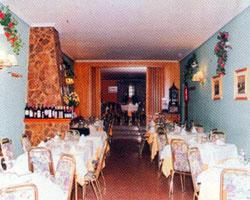 Restaurante Los Ángeles, en Chillarón de Cuenca
