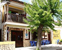 Hostal-Restaurante Los Callejones, en Las Majadas (Cuenca)