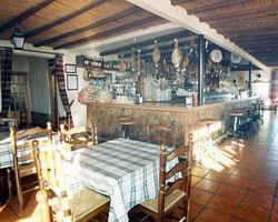 Restaurante Los Manchegos, en Minaya (Albacete)