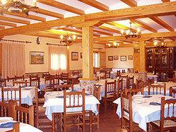 Restaurante Moya, en Huertos de Moya (Cuenca)