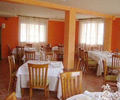 Restaurante El Rincón de la Almazara (Marjaliza, Toledo)