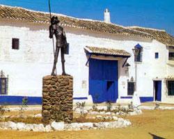 Restaurante Venta del Quijote, en Puerto Lápice (Ciudad Real)