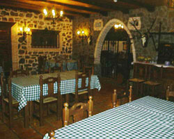 Hostal-Restaurante Venta Tomás, en Almuradiel (Ciudad Real)