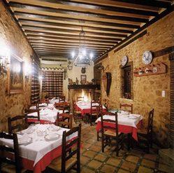 Restaurante Mesón Villaleal, en La Roda (Albacete)