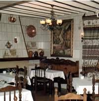 Restaurante Mesón Sancho, en Manzanares (Ciudad Real)