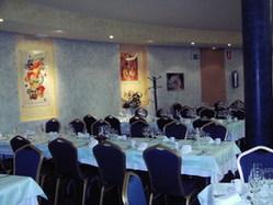 Restaurante Ínsula 92, en Bolaños de Calatrava (Ciudad Real)