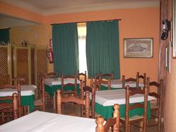 Restaurante Las Brasas, en Yeste (Albacete)
