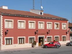 Hostal-Restaurante El Lengüetero, en Caudete (Albacete)