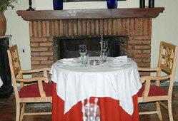 Restaurante La Almazara del Marqués, en Viso del Marqués (Ciudad Real)